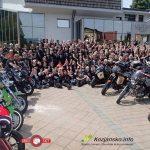 Srečanje motoristk Slovenije 2019 na Kozjansko-Obsoteljskem (foto, video)