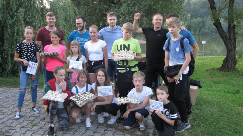 Člani Planinskega društva Slivnica pri Celju