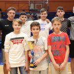 Mladi Podčetrtani med štirimi najboljšimi ekipami
