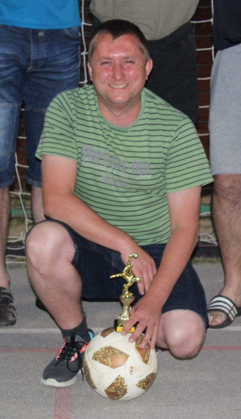 Igor Černelč je bil najbolj učinkoviti strelec tekmovanja