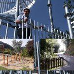 Stolp na Rudnici že skoraj postavljen, tudi drugi projekti v občini Podčetrtek v polnem teku (foto)