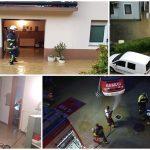 V Rogaški Slatini poplavilo več objektov