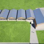Takšna bo nova telovadnica z zunanjimi športnimi površinami v Zibiki (foto)