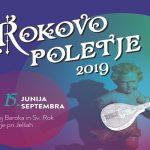 Rokovo poletje 2019 z največ koncerti doslej – program