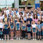 Sprejem najboljših učencev v Šmarju pri Jelšah (foto)