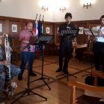 Zaključen prvi izmed šestih seminarjev Glasbenega poletja na gradu Podsreda