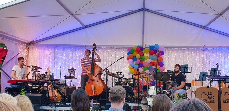 Andrej Toplišek jazz trio
