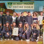 Podeljena priznanja ob prazniku občine Dobje (foto)