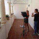 Med grajskimi zidovi drugi teden glasbenih seminarjev – tokrat v ospredju flavta