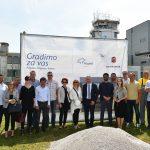 Podjetje GIC Gradnje pričelo z deli na razširitvi potniškega terminala