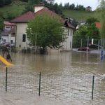 Posledice neurja v občinah Rogaška Slatina in Rogatec (foto)