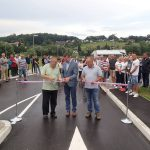 Otvoritev parkirišča za avtodome in energetska prenova ŠD Balinček v Rogaški Slatini (foto, video)