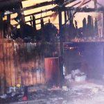 Znan vzrok požara pri Šmarju in okvirna višina škode