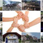 Požari na Kozjanskem in vaša pomoč: Ali nakazan denar pride do tistih, za katere ga nakažete?