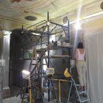 Obnova Skazove hiše v Šmarju lepo napreduje (foto)