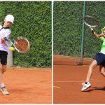 Na drugem letošnjem turnirjev mladih tenisačev zmagi v Velenje