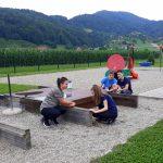To poletje so v občini Šentjur mladim prvič omogočili poletno počitniško delo (foto)