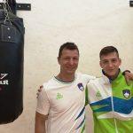 Gal Šepic na evropsko prvenstvo v boksu