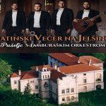 Vabimo na Dalmatinski večer na Jelšingradu s Kvartetom Pušeljc