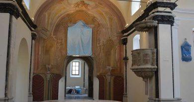 Šmarski verniki tudi za poletni Marijin praznik ponovno v farni cerkvi (+ razpored maš za veliki šmaren)