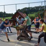 Praznik KS Donačka gora pospremili s šaljivimi vaškimi igrami (foto)