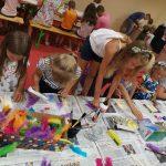 Otroci uživali počitniške radosti v Knjižnici Rogaška Slatina (foto)