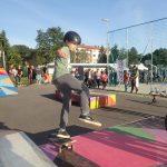 Skate park Slatna navdušuje mlade (foto, video)