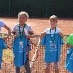 Zaključena 15. sezona mladih tenisačev