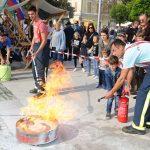 Dan gasilcev, policije in reševalcev v Rogaški privabil več kot 1000 obiskovalcev (foto)