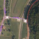 Obvestilo: Do nadaljnjega zaprta lokalna cesta proti Cmereški gorci
