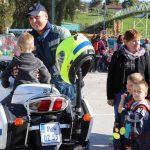 Teden otroka v vrtcu Šmarje pri Jelšah: predstavitev intervencijskih služb 2019 (foto in video)