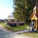 Blagoslovili novo kapelo na Pijovcih, v odraz hvaležnosti Bogu in Mariji (foto)