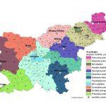 Nov predlog: vse občine Kozjansko-obsoteljskega v Savinjski pokrajini, razen Bistrica ob Sotli