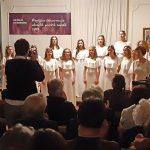 Zborovsko zlato za Dekliški pevski zbor Cantabile, MePZ Zarja Šentvid pri Planini in MePZ Bistrica ob Sotli