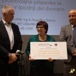 Lokalni podjetniki in obrtniki za otroke zbrali več tisoč evrov
