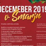 Praznični december v Šmarju pri Jelšah – program dogajanja