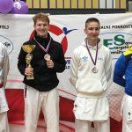 Timotej Jordan četrtič zapored državni prvak