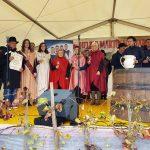 Pri Sv. Heleni so ponovno praznovali Martina na star način