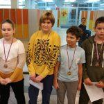 Drugi turnir Kozjanske kadetske lige v šahu