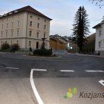 V Rogaški Slatini namenu predali obnovljeno cesto ob Zdraviliškem parku (foto/video)
