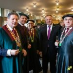 16. Viteška slovestnost vitezov vina tokrat v Podčetrtku (foto, video)