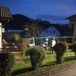 Zaradi poškodbe plinovoda v Rogaški Slatini evakuirali 12 ljudi