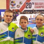 Bron na balkanskem prvenstvu