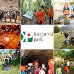 V Kozjanskem parku letos za petino več obiskovalcev (foto)