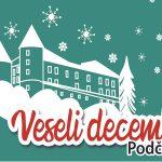 Veseli december v Podčetrtku – program dogodkov