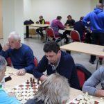 Šah: po 3. turnirju območne lige na vrhu Imeno, tudi mladi odigrali tretjič (foto)