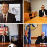 Božično-novoletna voščila županov Šmarja, Šentjurja, Dobja in Bistrice ob Sotli (video)