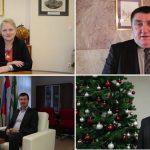 Božično-novoletna voščila županov 2019/2020: Občine Kozje, Podčetrtek, Rogaška Slatina in Rogatec (video)