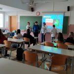 Osmošolcem predstavili delovanje lokalne samouprave
