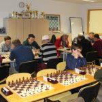 Začetek 4. šahovskega cikla za Pokal Kozjega